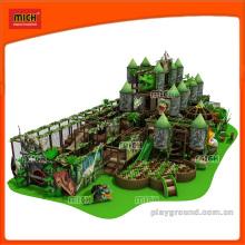 Горячая продажа динозавра Франчайзинг в помещении Treehouse игровое оборудование