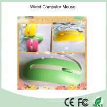 De buena calidad Ratón óptico del USB del accesorio del ordenador