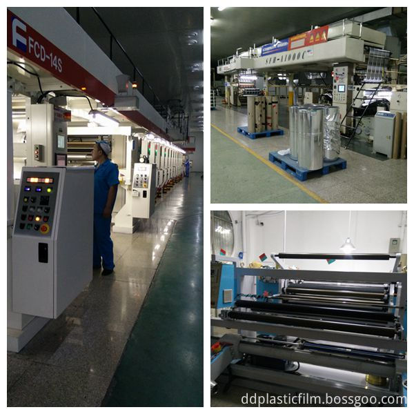 our PET film printing machine