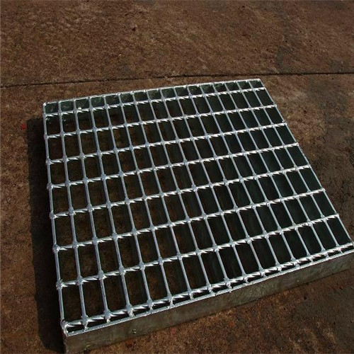 Swage Locked Bar Grating