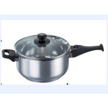 Pot à haute pression en acier inoxydable