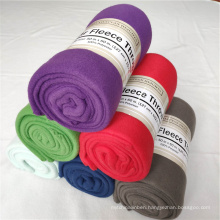 Dyed Polar Fleece Blanket