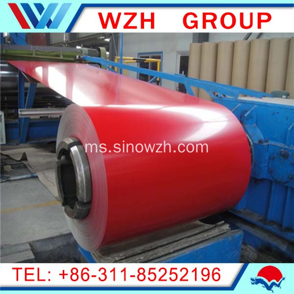 ppgi coil prepainted coil color coated steel coil