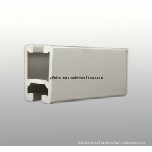 Perfil de aluminio extruido con disipador de calor LED de aluminio OEM