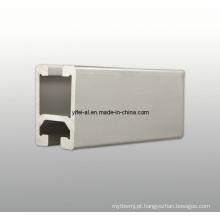 Perfil de alumínio extrudado de dissipador de calor com LED de alumínio OEM