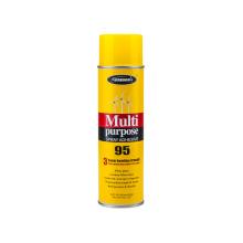 Sprayidea 95 multi-purpose adhesive glue spray for fiber glass and carbon fiber sheet