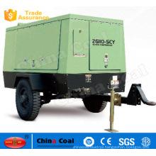 Protable Diesel Screw Air Compressors