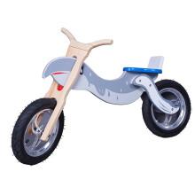 Bicicleta de montaña de equilibrio de madera para niños