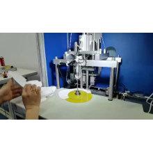 Ultrasonic mask earloop welding machine for ear string