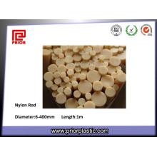 Barra Mc Nylon blanca resistente a la intemperie alta