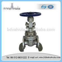 Manual ANSI gate valve carbon steel ANSI gate valve