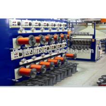 horizontal enamelling machine