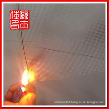 China Wire Mesh Town fire resistant fiberglass insect screen