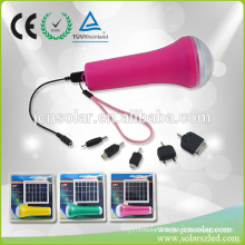 High quality CE Approved Solar Powered torch LED Flashing flash Light