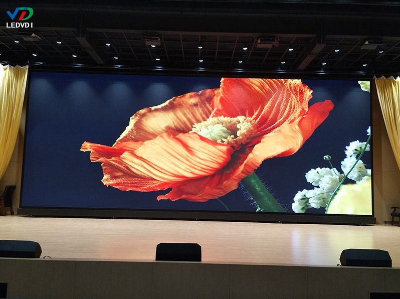 Ph3 Indoor High Definition Smd Fixed Installation Commercial Led Video Wall Display