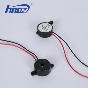 Piezo-Summer HND-2312 23 * 12 mm 12 V DC 90 dB