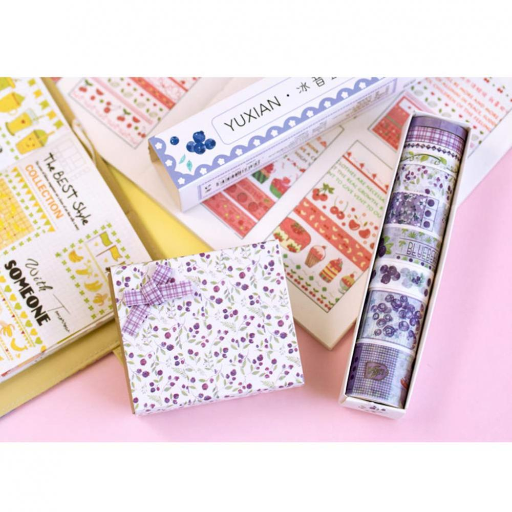 Washi Tape Set 4
