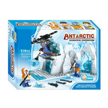 Boutique Building Block Toy-Antarctic Scientific Expedition 06