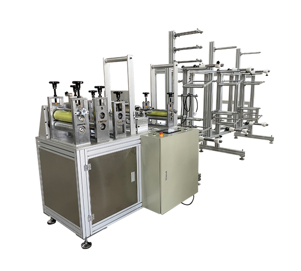N95 Facial Mask Making Machine
