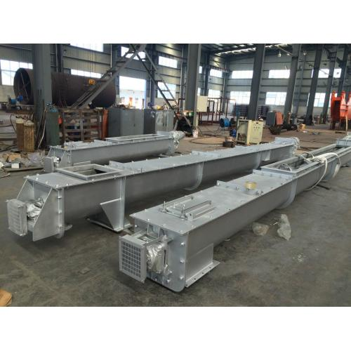 Smelting Fume Dust Screw Feeder
