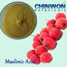 57. Gewichtsverlust und Muskelmasse verstärken Weißdorn Blatt Extrakt Maslinic Acid