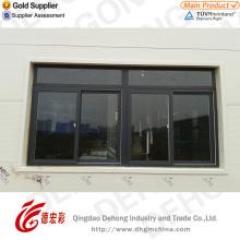 A nova porta impermeável / isolamento sadio do PVC