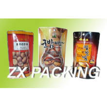 Plastic Aseptic Food Packaging Bag