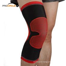 Elastique Athletics Manchon de compression pour genou