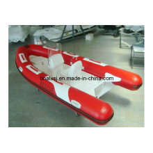 Novo Barco Inflável de Fibra de Vidro em Hypalon