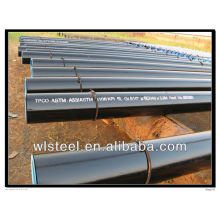 seamless carbon steel pipe ASTM A106 for high-pressure boiler pipe