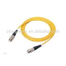 China fábrica simples modo simplesx FC fibra óptica cabo de remendo venda quente