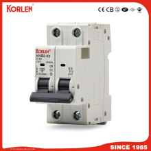 νέος τύπος Miniature Circuit Breaker 10KA με CE-CB-SEMKO