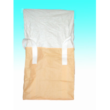 Skirt Top, Bottom Discharge Spout Big Bag for Polymers