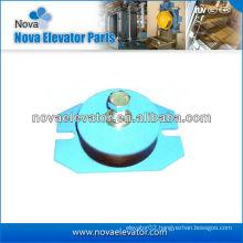 Elevator Shock Absorber for Elevator Traction Machine, Elevator Anti-vibration Pad