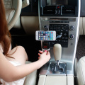 Bluetooth FM Radio Transmitter for Car with Phone Holder