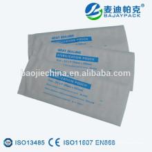 Bags Sterilization for EO Sterilization