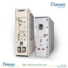 630 - 2 000 A, 25,8 kV Mittelspannungs-Schaltanlage / Sf6 Gas-Isoliert / Leistungsverteilung