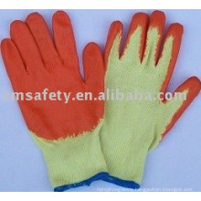 Heavy duty latex coated gloves ZM815-H
