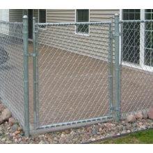 Оцинкованные цепи ссылка забор ворота для завода (TS-J606)