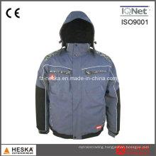 Custom Durable Mechanic Winter Padding Mens Jacket