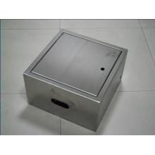 Appliance Schrank aus Blechbearbeitung Elektrische Ausrüstung Verteilung Laserschneiden Produkt