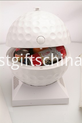 Promotional Ball Shape Mini Fridge