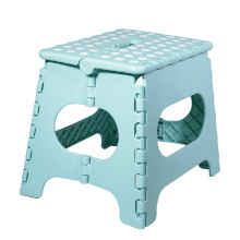 The lightweight foldable step stool