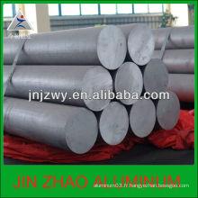 Tige en aluminium 2A12 / tige ronde extrudée à chaud