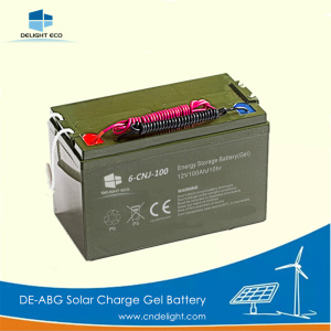 DELIGHT Gel Deep Cycle Battery Commentaires