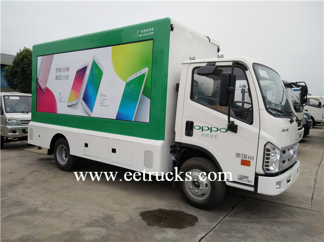 Forland Outdoor LED Advertising Trucks