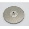 "5 ""Diamond Replacements Disk Lap para o moedor de vidro Twin Spin"