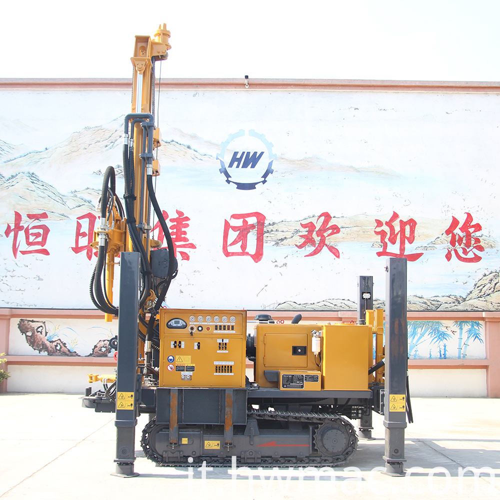 160 Drilling Rig 01