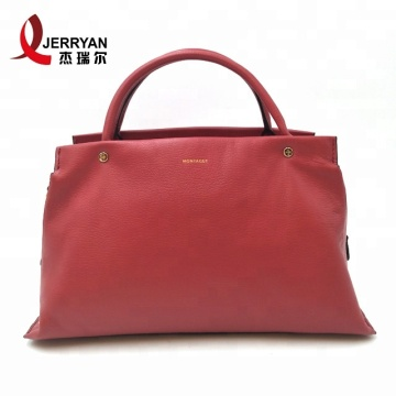PU Leather Ladies Hobo Bags Σχεδιασμός Tote Bags