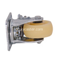 Outdoors100mm Wheel Industrial Caster mit Bremse